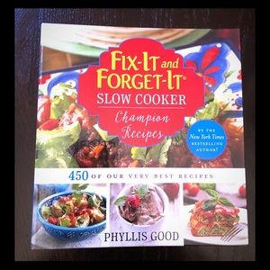 Fix-It and Forget-It Slow Cooker Recipe Book